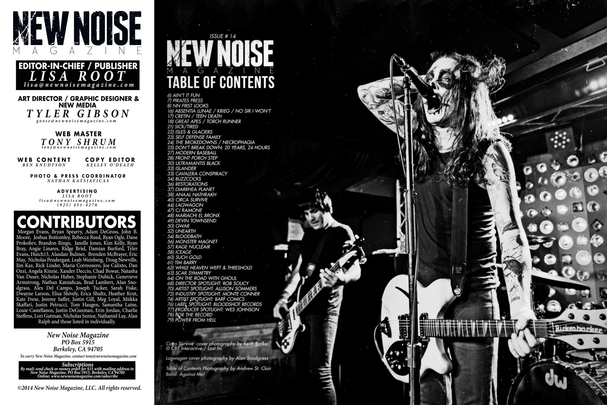 against-me-toc-new-noise-magazine-issue-14